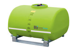TTi SumpTrans 600L | Fully-Drainable Chemical Tank with 20-Year Tank Warranty