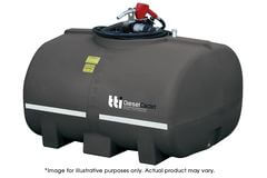 1 TTi - DieselCadet 800L with 60L/min Pump