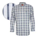 Thomas Cook Menand39s Blake Check Shirt