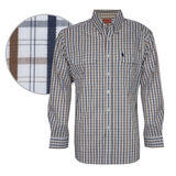 Thomas Cook Menand39s Mac Check Shirt