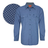 Thomas Cook Men's Tom Print Shirt