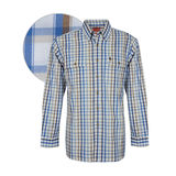 Thomas Cook Mens Harrow Check 2pk L/S shirt