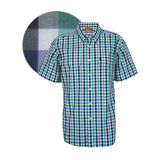 Thomas Cook Mens Mulgowie Check 2PK S/S Shirt