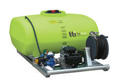 TopCrop 500L - Field Sprayer with 22L/min Pump by TTi