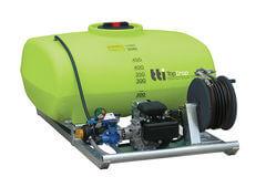 TTi TopCrop 500L with 22L/min Pump | Slip-On Field Sprayer