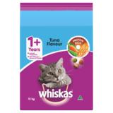 Whiskas Cat Dry Tuna/Ocean Fish 12kg