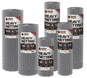 Whites Heavy Rural Netting 30 x 4 x 1.4 x 50M