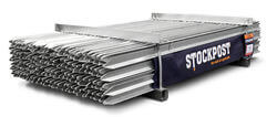 Whites Star Stockpost Galvanised 165cm EACH