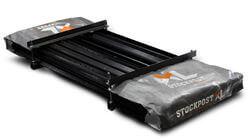 Whites Star Stockpost XL Black 180cm EACH