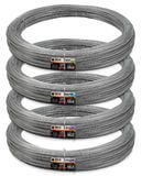 Whites plain wire - Heavy Galvanised High Tensile 1500M