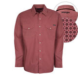 Wrangler Men's Julian Print Shirt