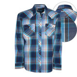Wrangler Men's August Check Shirt