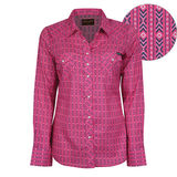 Wrangler Women's Arizona Print Shirt