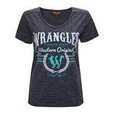 Wrangler Women's Dede S/S Tee
