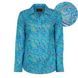 Wrangler Women's Eve Print Shirt
