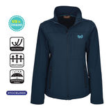 Wrangler Women's Logo Soft Shell Jacket
