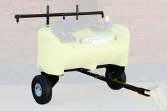 Trailer Kit (Zero-Turn) for 55 & 95 Litre WeedControl Spot Sprayers  by TTi