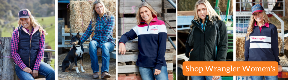 Shop Womens Wrangler Clothing